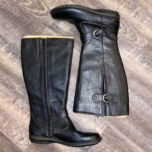Women's B.O.C, Virginia Wide Shaft Boots - NWOT